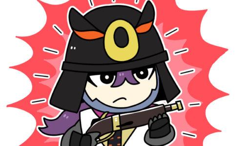 mituhide-aketi-gun(明智明智は鉄砲の達人)