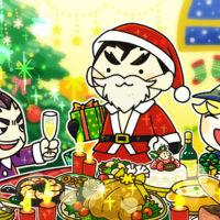 ASMR 日本史 クリスマスパーティ
