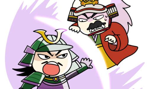武田信玄の侵略を何度も阻止する天才戦術家・村上義清